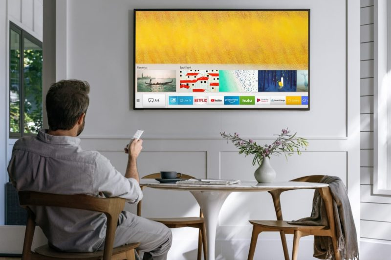 The Frame: nova edição de TV da Samsung que se parece com quadro custa R$ 7 mil