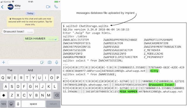 Brecha no iOS permitia coletar mensagens do WhatsApp