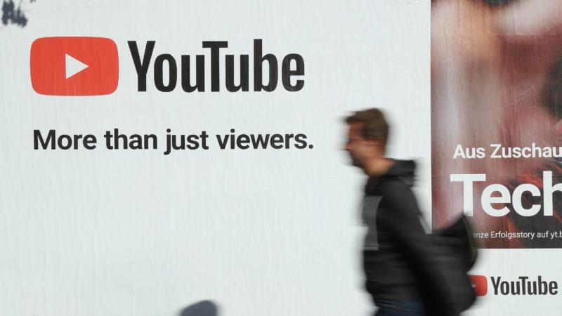 YouTube altera política de direitos autorais para reduzir número de reivindicações