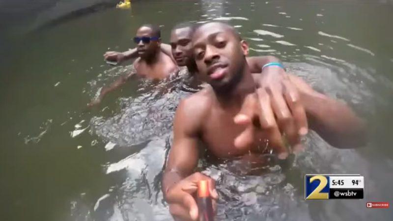 YouTuber encontra cartão SD mostrando os momentos finais de um homem antes de se afogar
