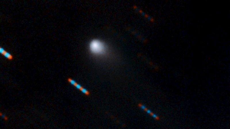 Cometa interestelar 2I/Borisov