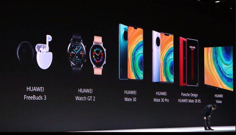 Smartwatch, fones sem fio e Smart TV: esses foram os outros lançamentos da Huawei hoje