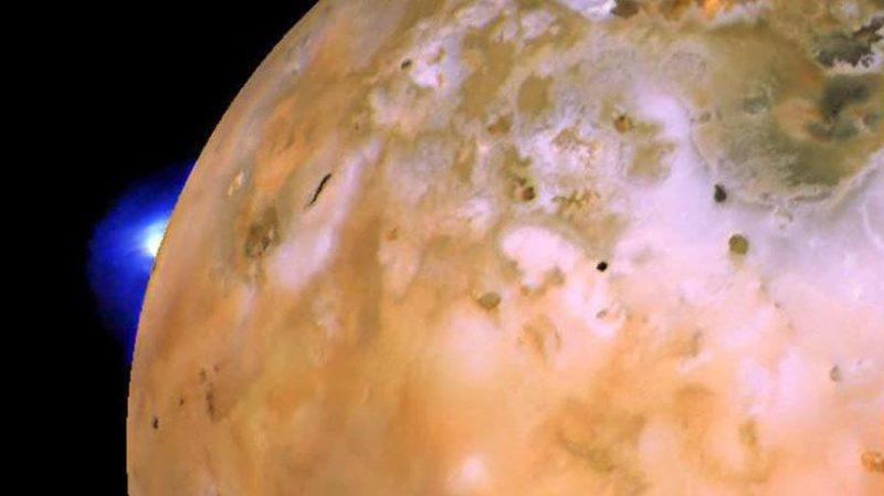 O maior vulcão da lua de Júpiter Io pode entrar em erupção a qualquer momento