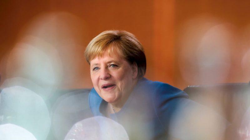 Angela Merkel, chanceler da Alemanha.