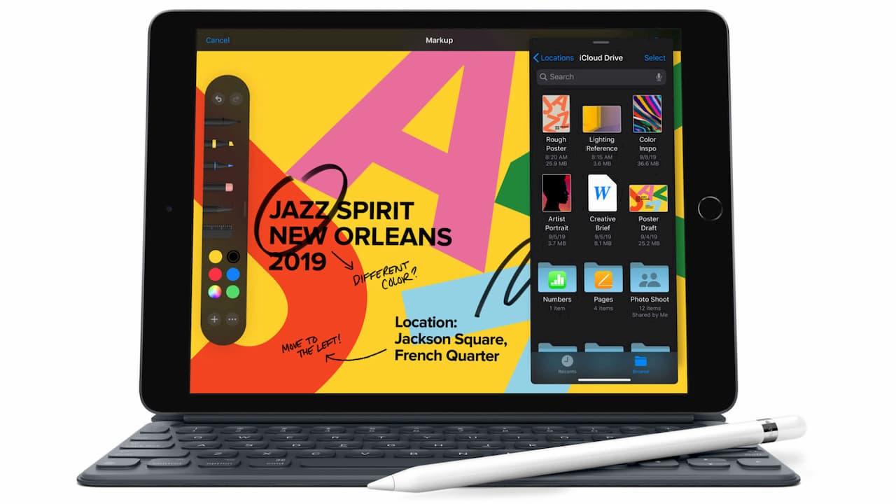 Novo iPad mais barato