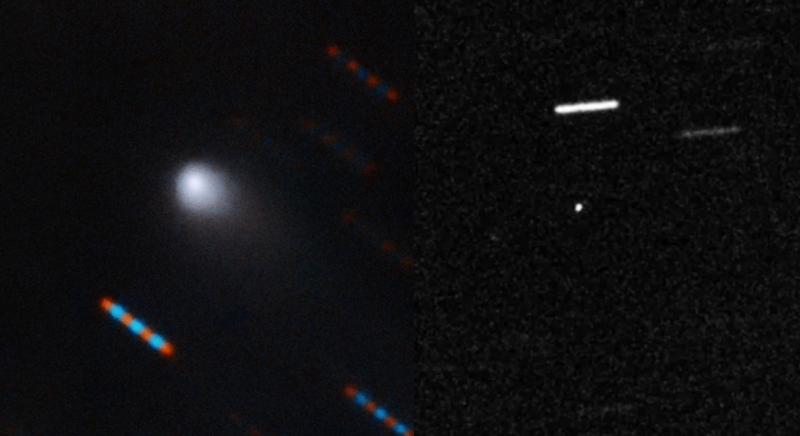 O que o novo objeto interestelar Borisov tem de diferente do 'Oumuamua?