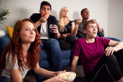 streaming consumo