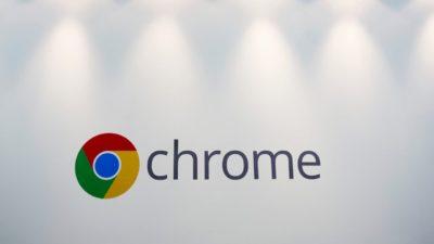 Logotipo do Google Chrome