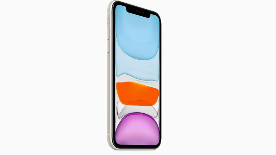 Frente do iPhone 11
