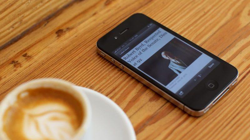 iPhone 4. Foto: Gizmodo