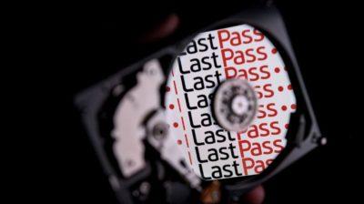 Logotipo do gerenciador de senha LastPass