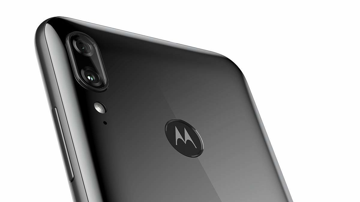 Moto E6 Plus é o primeiro smartphone de entrada da Motorola a vir com câmera dupla
