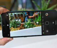 Câmera do Nokia 7.2
