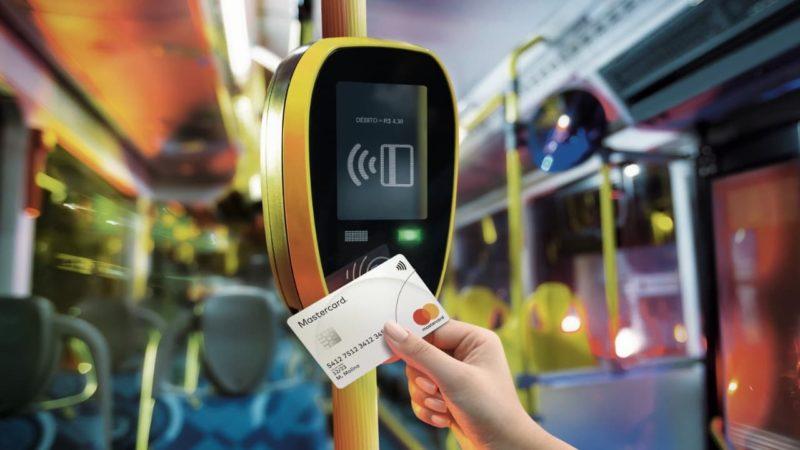 São Paulo começa a testar pagamento de tarifa de ônibus com tecnologia de aproximação