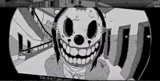 Dentista polonês usou o Paint para criar um game assustador