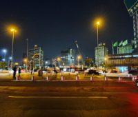 Foto noturna tirada com o Galaxy Note 10+