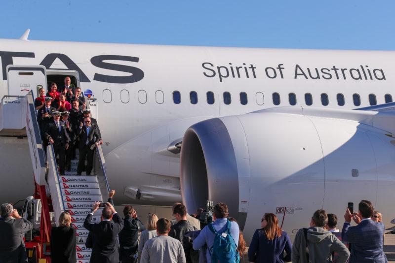 Fizeram um voo de quase 20 horas sem escalas para avaliar a saúde dos passageiros