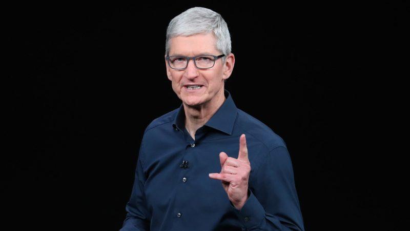 Tim Cook explica por que a Apple removeu app utilizado por manifestantes em Hong Kong, mas não convence