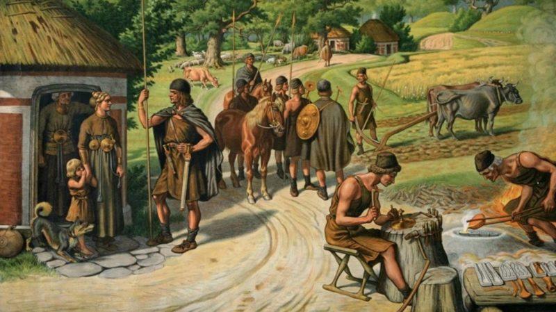 Desigualdade social, hábitos de casamento e outras pistas sobre a vida na Idade do Bronze são reveladas em novo estudo