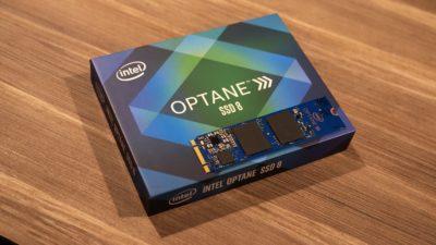 Memória Optane, da Intel