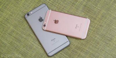 Traseira do iPhone 6s