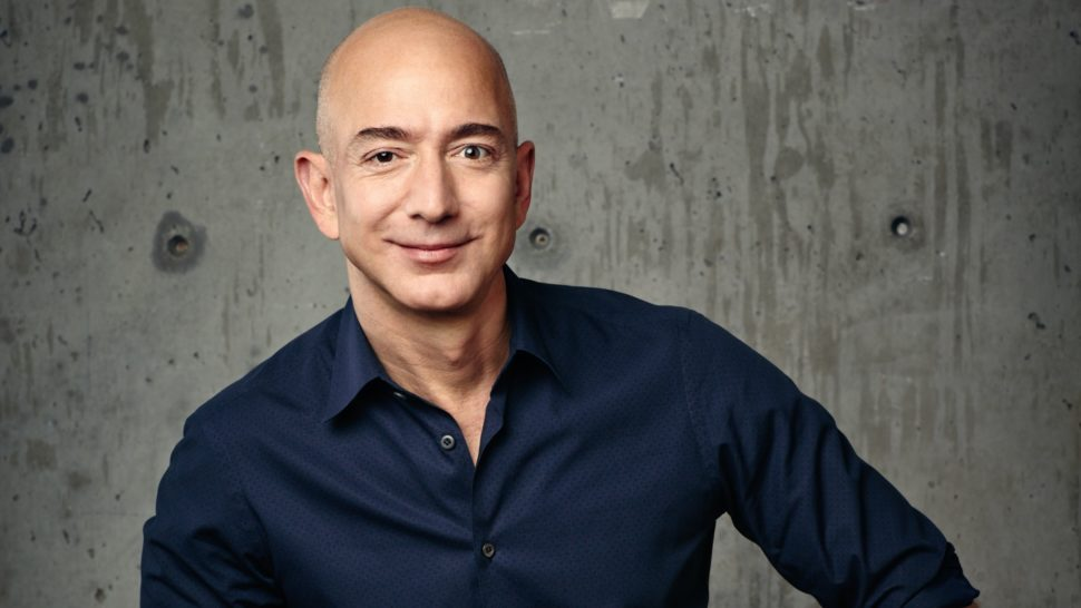 Jeff Bezos, CEO e fundador da Amazon