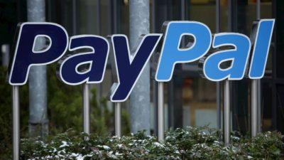Logo do PayPal