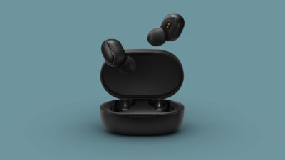 Fones de ouvido AirDots.