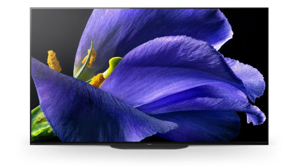 TV Sony XBR A9G 4K