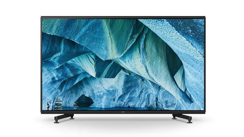 TV 8K da Sony modelo XBR Z9G