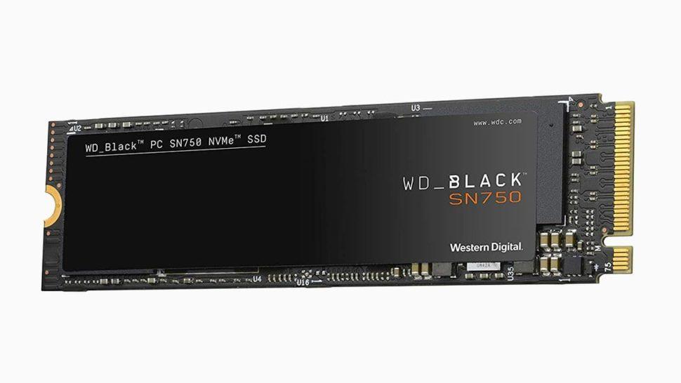 SSD da Western Digital NVME