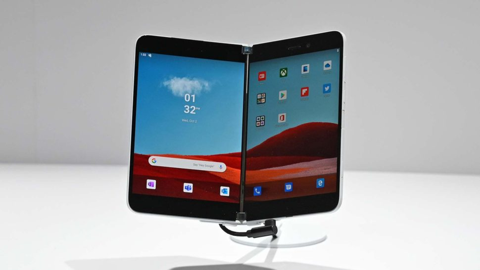smartphone Surface Duo