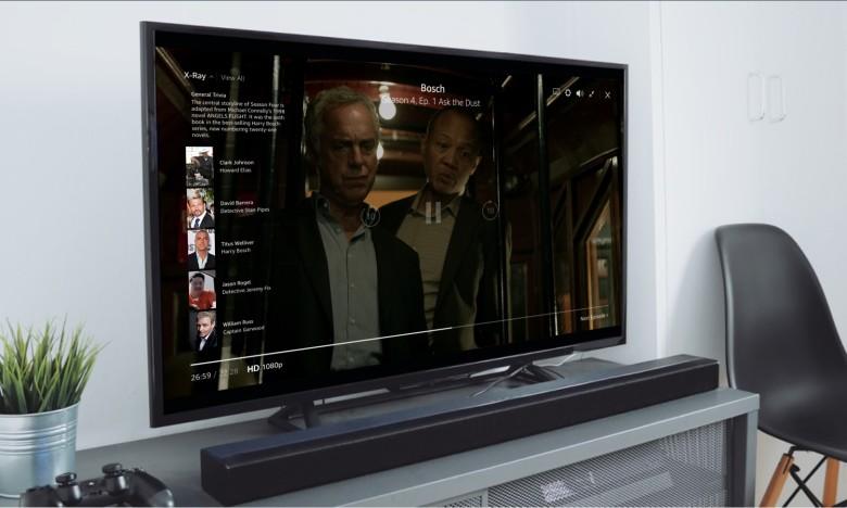 Recurso X-Ray, ou Raio-X, do Prime Video, mostra informações da cena