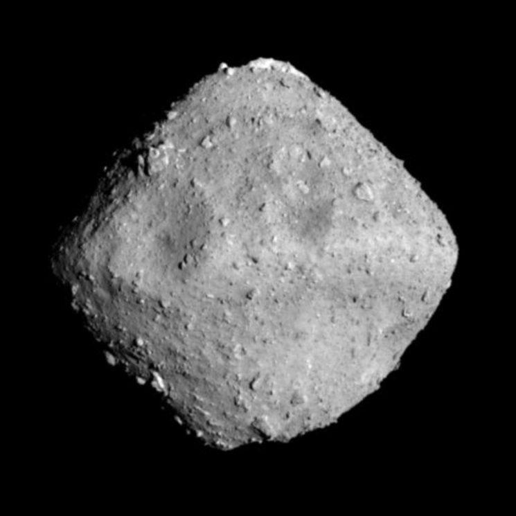Asteroide Ryugu