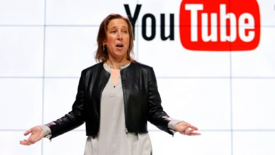 Susan Wojcicki, CEO do YouTube