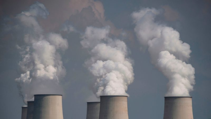 Fumaça poluição