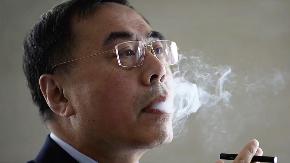 Hon Link, o inventor do cigarro eletrônico moderno