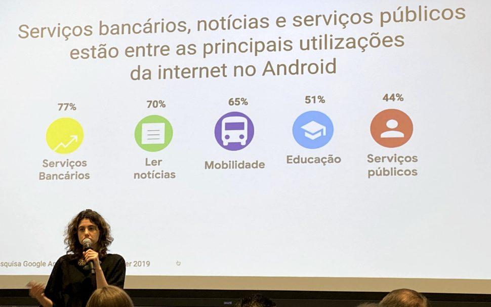 Maia Mau, head de marketing de Android