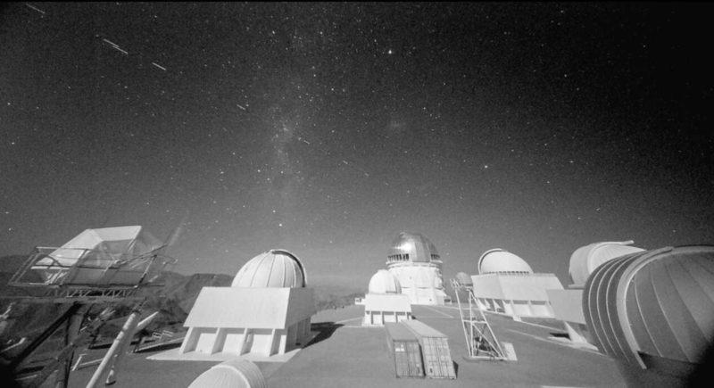 Observatório Cerro Tololo, no Chile