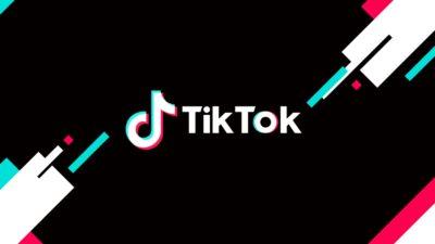 Logotipo do app TikTok