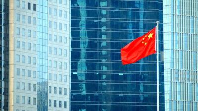 Bandeira da China. Crédito: Flickr/Remko Tanis