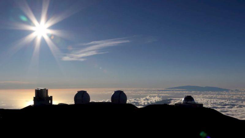 Montanha Mauna Kea