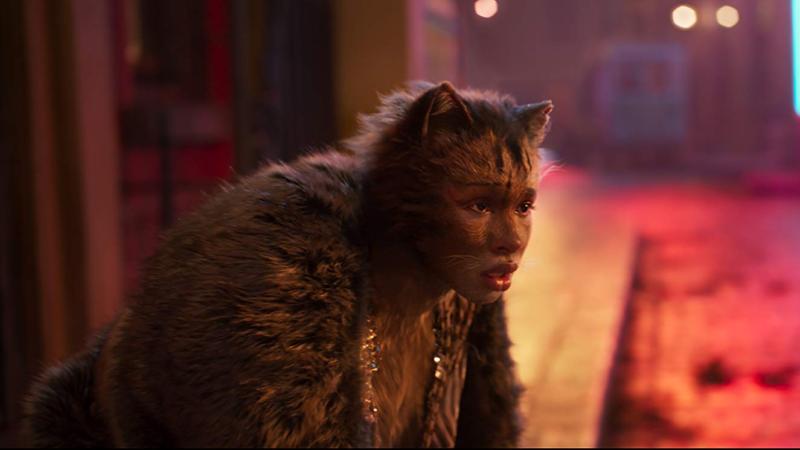 Cena do filme Cats