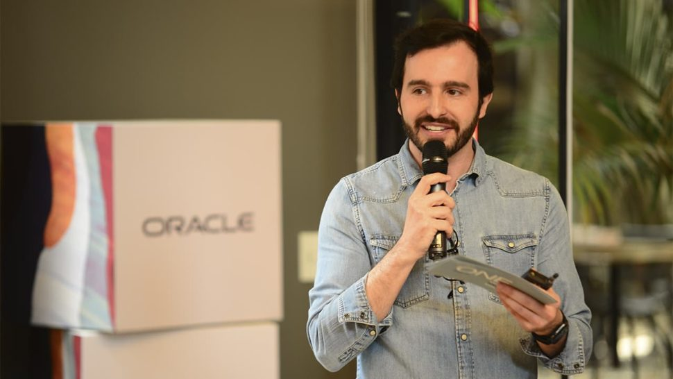 Gabriel Vallejo, vice-presidente de marketing da Oracle na América Latina