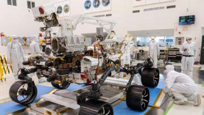 Rovers Mars 2020