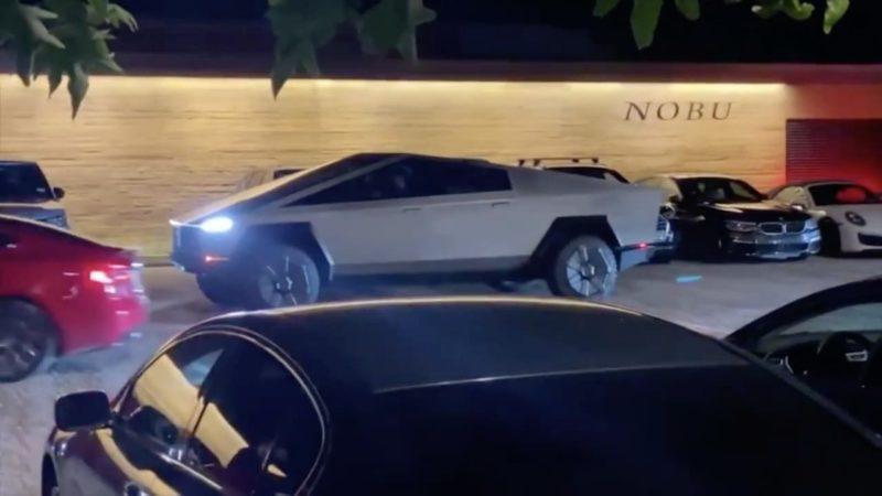 Cybertruck da Tesla