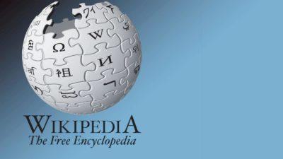 Logo da Wikipedia