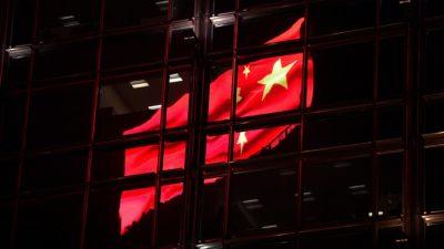 Bandeira da China. Crédito: Getty Images