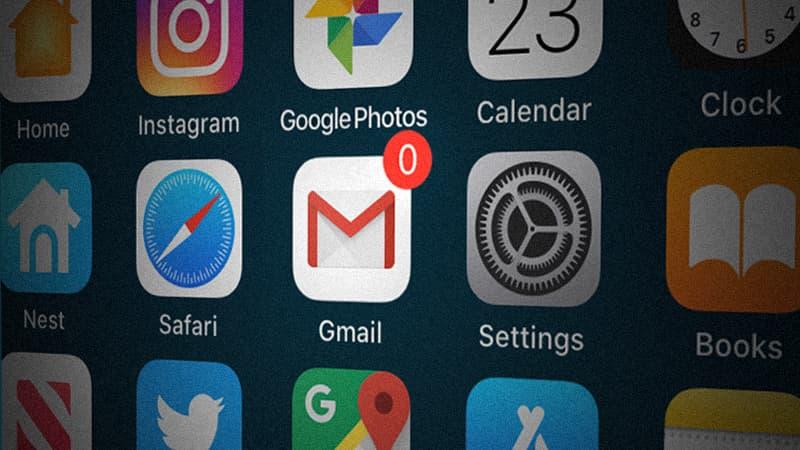 """Agora é uma boa hora para marcar todos os seus e-mails como """"lidos"""""""