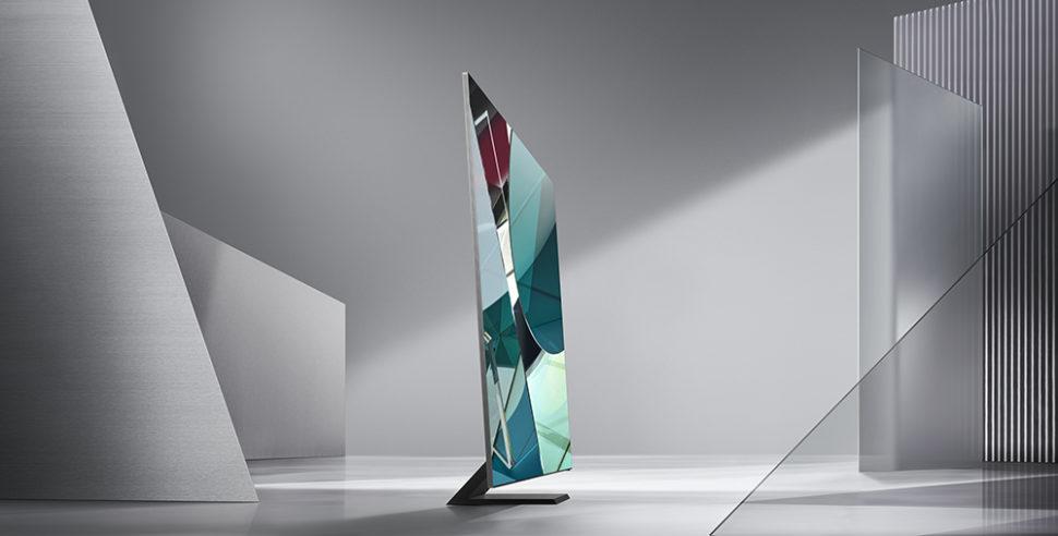 TV Samsung 8K QLED Q950